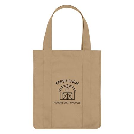 Non-Woven Promo Shopper Tote Bags