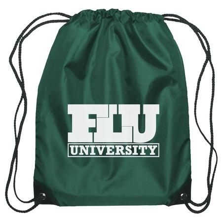 Small Custom Drawstring Sports Backpacks