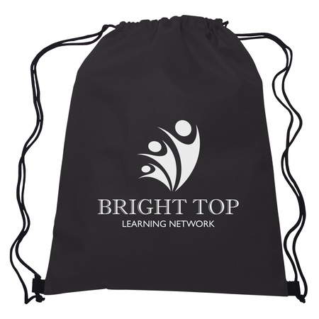 Custom Non-Woven Drawstring Sports Packs