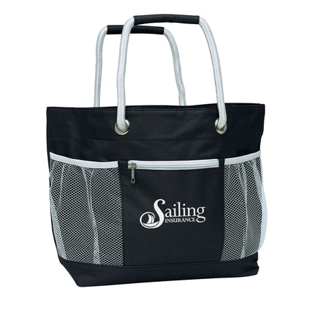 Rope-A-Tote Bag with Custom Printing