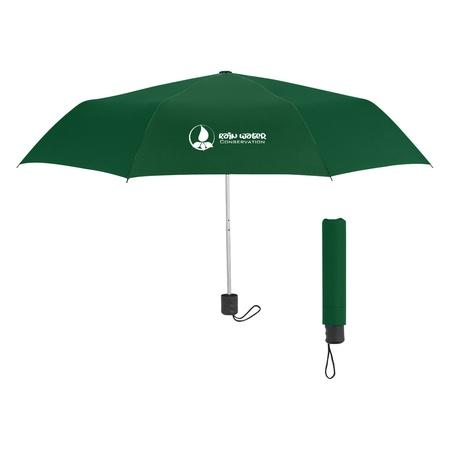 "42"" Arc Budget Telescopic Umbrella"
