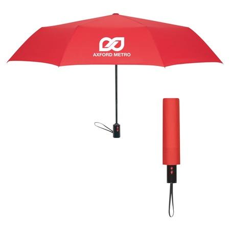 "43"" Dual Button Telescopic Umbrella"