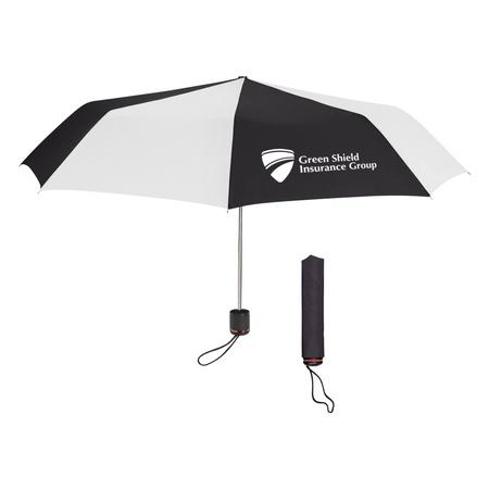 "43"" Arc Super Mini Telescopic Folding Umbrella"