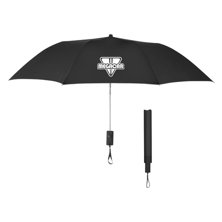 "44"" Arc Auto-Open Folding Umbrella"