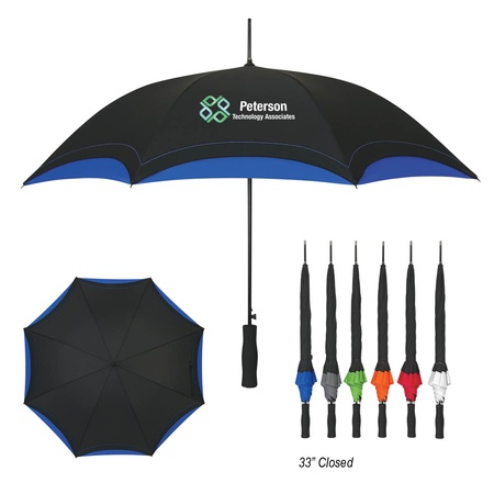 "46"" Arc Accent Umbrella"