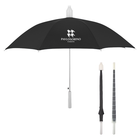 "46"" Umbrella With Collapsible Cover"