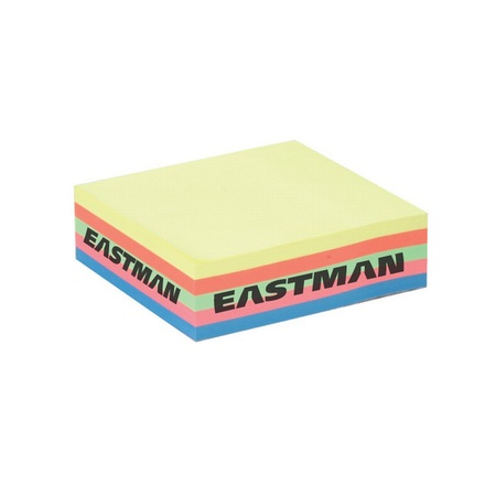 5 Color Neon Sticky Note Stack