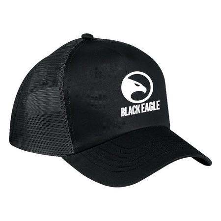 5 Panel Mesh Back Logo Baseball Caps
