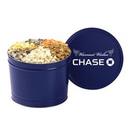 2 Gallon Custom 6-Way Deluxe Popcorn Sampler