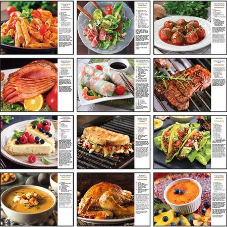 A Taste for Cooking Wall Calendar - 2020