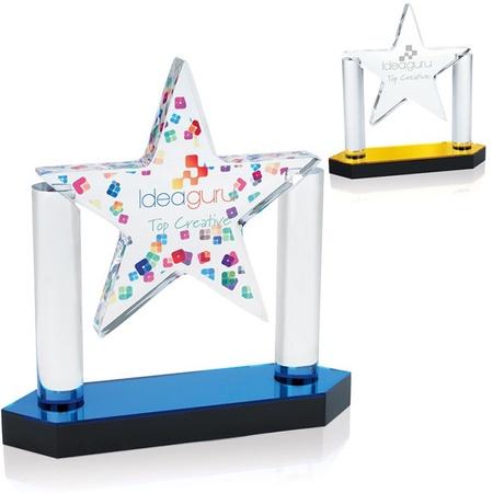 Acrylic Floating Star