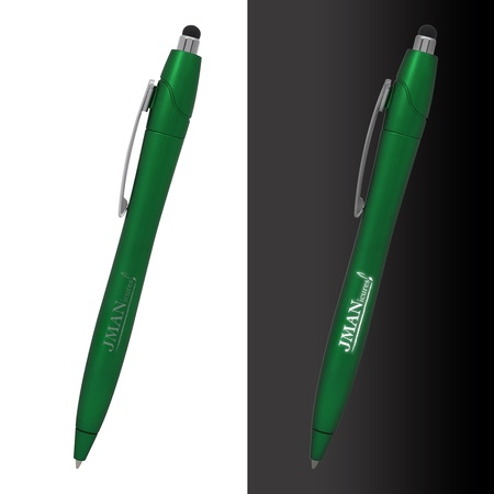 Alki Light Up Stylus Pen with Imprint