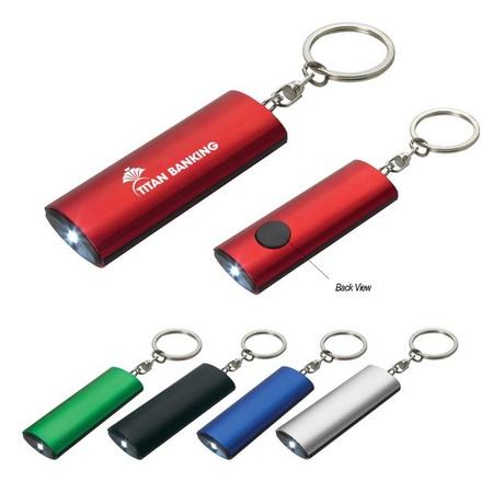 Custom Aluminum Key Chain Flashlights
