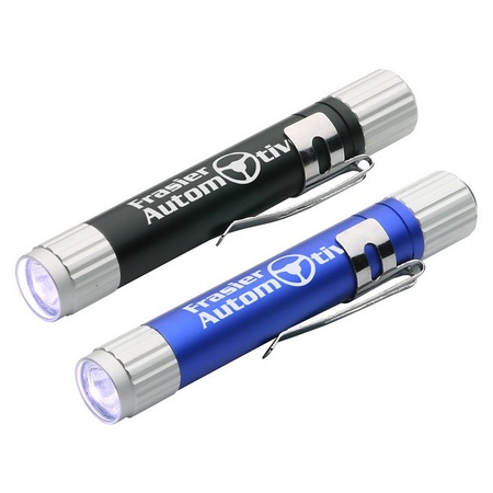 Aluminum LED Pen Light