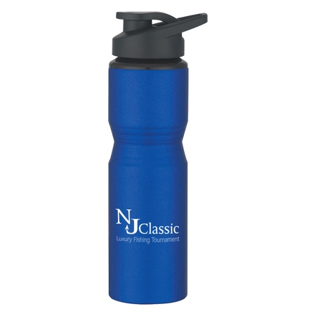Custom 28 oz. Aluminum Sports Bottles