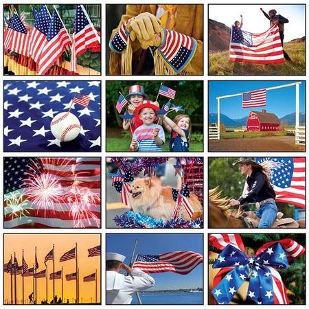Personalized America Wall Calendars - 2021