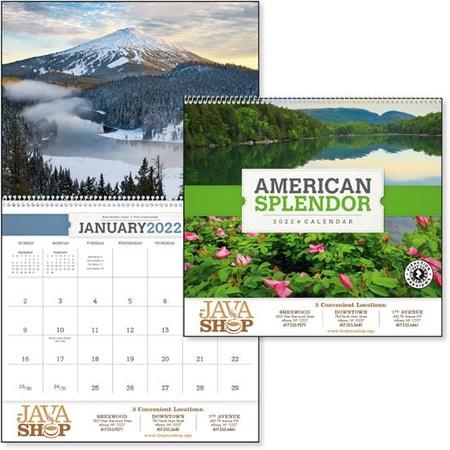 American Splendor 2022 Personalized Calendars