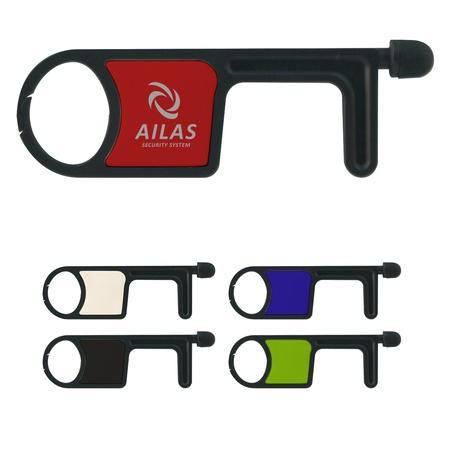 Custom Anti-Bacterial Door Opener Stylus