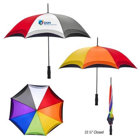 "Arc Rainbow Umbrella - 46"""