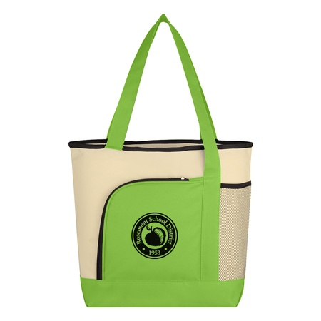 Around The Bend Promotional Tote Bags