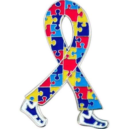 Autism Awareness Lapel Pins