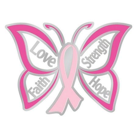 Awareness Butterfly Lapel Pin