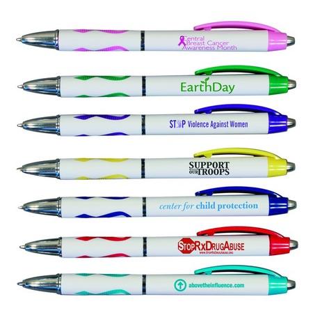 Customized Awareness Grip Pens