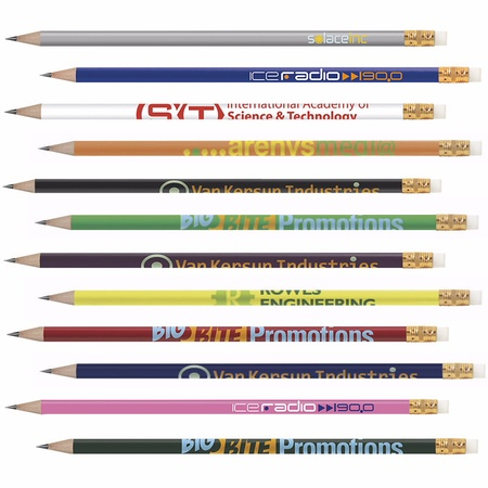 Bic Pencil Solids with Personalization