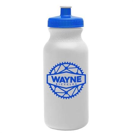 Custom 20 oz. Bike Bottles