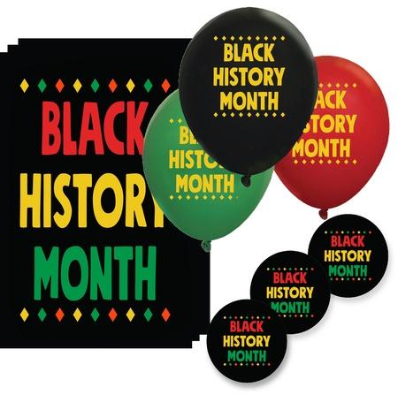 Black History Month Celebration Pack