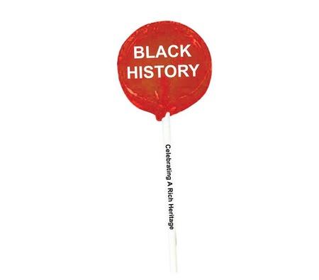 Black History Month Lollipops