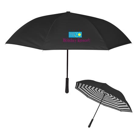 """Blanc Noir Inversion Umbrella - 48"""""""