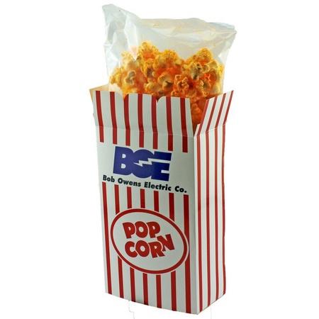Box of Cheese Popcorn