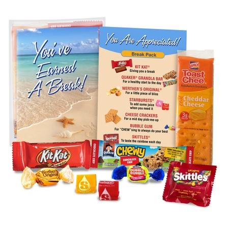 Staff & Employee Break Pack Gifts