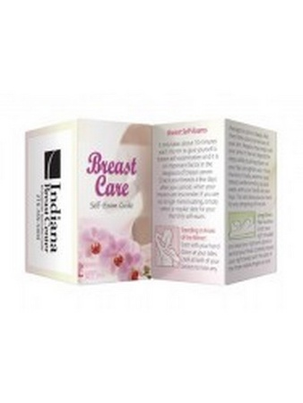 Breast Care Key Points Wallet Card