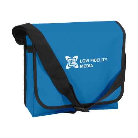 Budget Messenger Bags with Imprint
