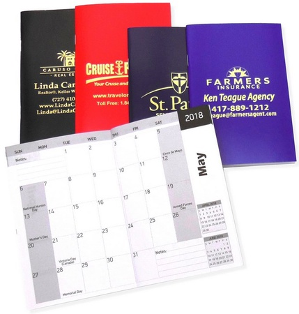 Budget Monthly Pocket Planners
