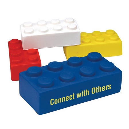 Building Block Stress Ball