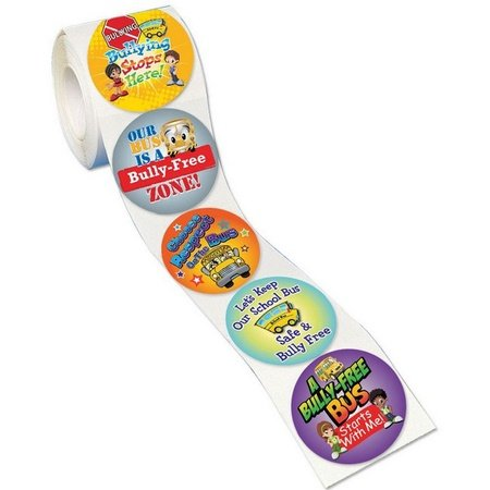 Bullying Stops Here! Stickers