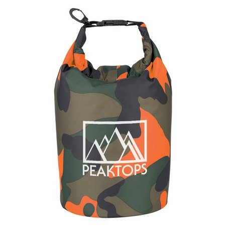 Personalized Camo Waterproof Dry Bag
