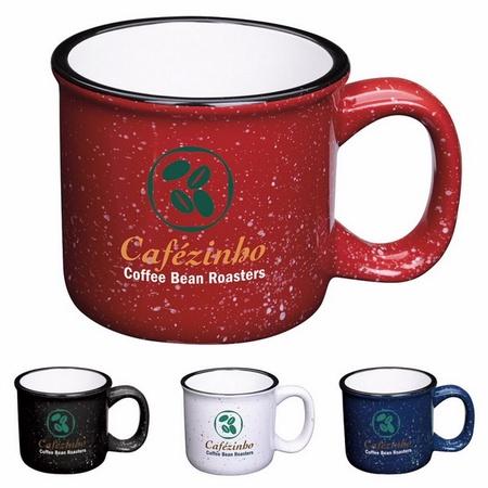 13 oz. Custom Campfire Mugs