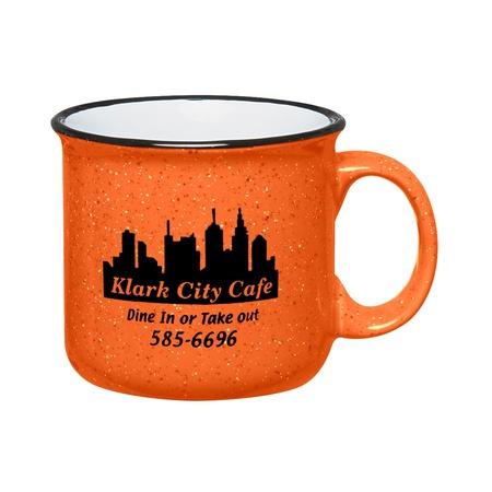 Campfire 15 oz. Mugs with Your Logo