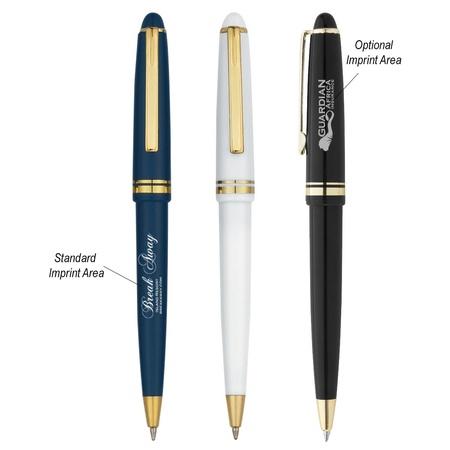 Cap Action Promotional Pen