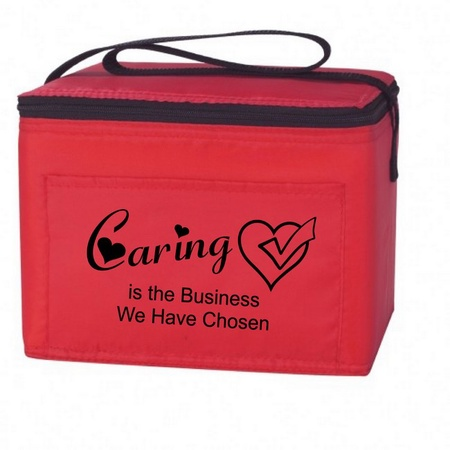 Caring Is The Business We Have Chosen Lunch Bag