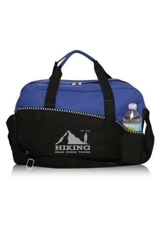 Center Court Promotional Duffel Bags