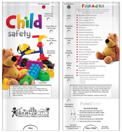 Child Safety Slider