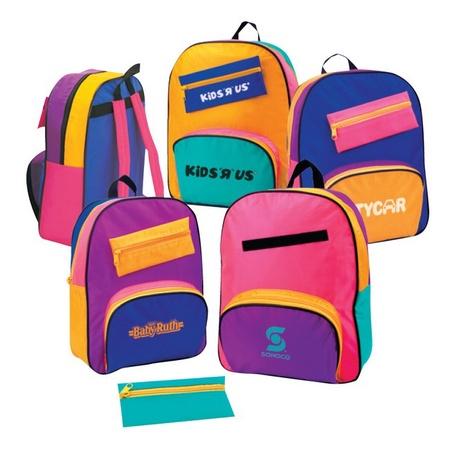 Children's Custom Backpacks
