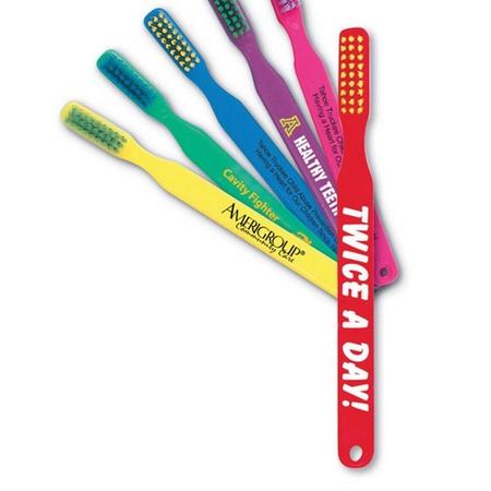 Custom Printed Children's Toothbrush
