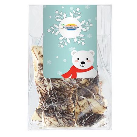 Chocolate Bark Classic Treat Tote
