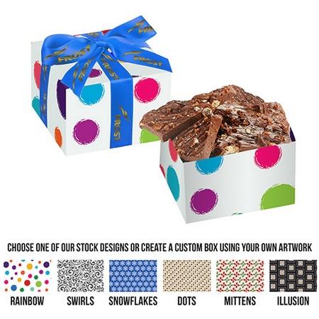 Chocolate Bark Gala Gift Box